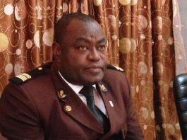 Le Directeur général des douanes Inamo Frédéric