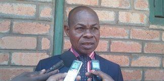 René-Patrice Ouanekpone, Président de l'ECEF