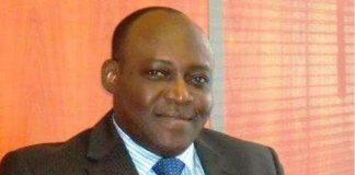 Makombo maire de Bangui