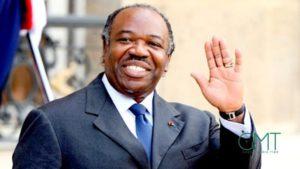 Ali Bongo, le Président de la République du Gabon