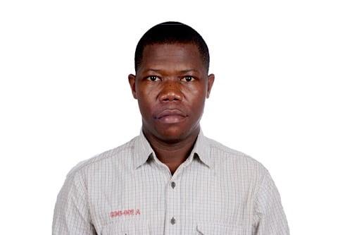 L'Étudiant en politique internationale Bienvenu Innocent Solodi Ouiabanga