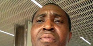 l'auteur de l'article monsieur bernard selembi doudou