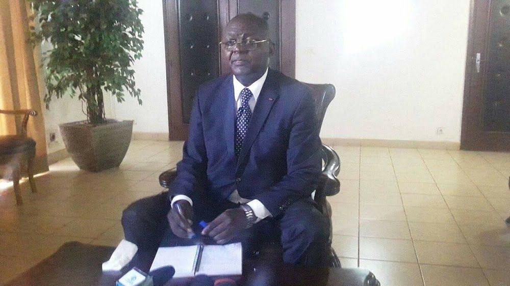 Le député Timoléon Mbaïkoua