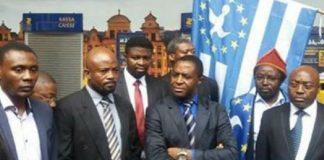 Les sécessionnistes du Cameroun