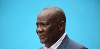 L'ex-Président de l'Assemblée nationale Abdoul Karim Meckassoua.