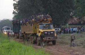Les combattant de l'ex-coalition Seleka. CopyrightDR
