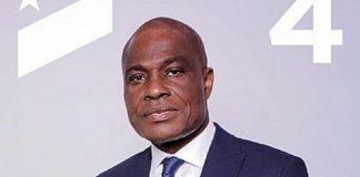 Le Candidat Martin Fayulu.