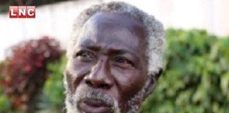 L'opposant Joseph BENDOUNGA. CopyrightDR.