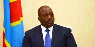 Le Président Congolais Joseph Kabila.