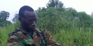 Noureddine Adam, Patron du FPRC