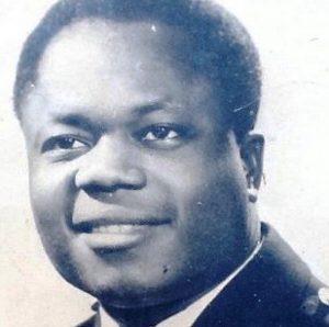 Monsieur Bernard-Christian Ayandho. CopyrightSimbi