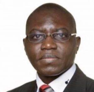 Le ministre Charles Armel Doubane. Photo d'archive