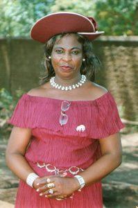 Honorine Gondjé de la CNSS