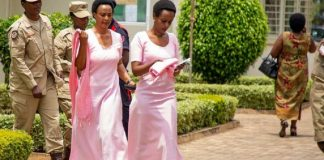 Diane l'opposante rwandaise. CopyrightDR.