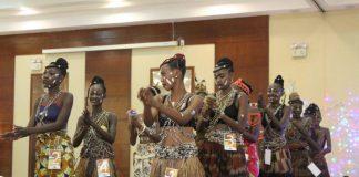 Élection Miss Bangui. Photo : Fred Krock. CopyrightCNC.