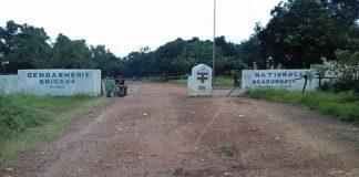 Ville de Ngaoundaye dans l'Ouham-Péndé en République centrafricaine. CopyrightCNC.