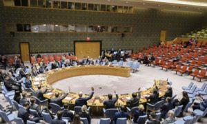 Le Conseil de sécurité en octobre 2018. CopyrightUN