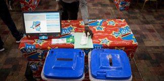 Machine électorale en RDC.