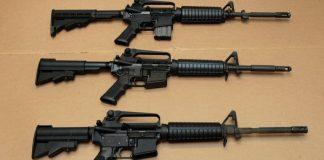 des armes de guerre pour illustration