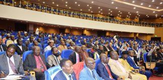 ????????????????????????????????????Dialogue de KhartoumPourparlers de Khartoum entre le gouvernement et les groupes armés dans la capitale soudanaise. CopyrightCNC.