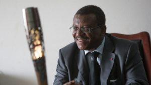 Dion-Ngute , le nouveau Premier ministre. CopyrightDR