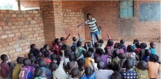 Retour des élèves en classe à l'école Madinga à Alindao dans le Mbomou, Credit photo : Minusca.