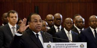 GABON : Le gouvernement passe de 41 à 38 postes