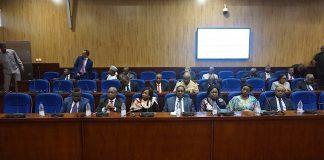 dialogue inter-centrafricain à Khartoum au Soudan