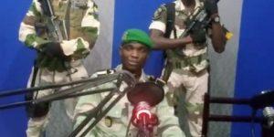 les militaires tentent un coup d'Etat