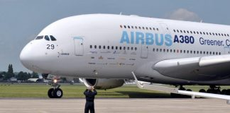 A380 d'airbus