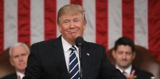le Président américain