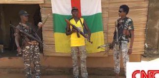 Les miliciens du KM5