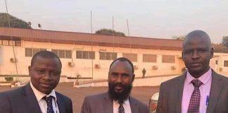 mahamat alkatim et les autres rebelles de la Seleka
