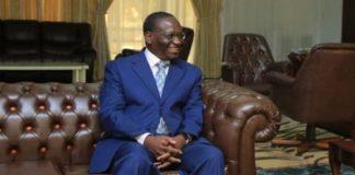 Le nouveau premier ministre congolais, Sylvestre Ilunga à Kinshasa 20 mai 2019