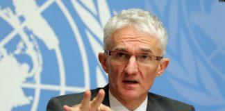 Mark Lowcock, Secrétaire général adjoint de l'ONU pour les Affaires humanitaires