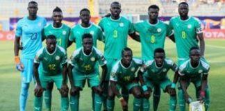 Le 11 de départ du Sénégal contre la Tunisie