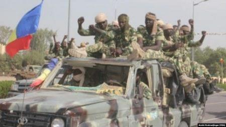 Arrestation de militaire au Tchad - VOA - André Kodmadjingar