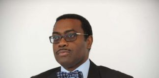 Président de la banque africaine du développement monsieur Akinwumi Adesina