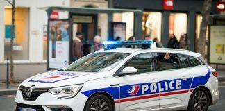 Une voiture de police - illustration — Clément Follain 20 Minutes