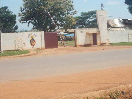 base soutien à Bangui