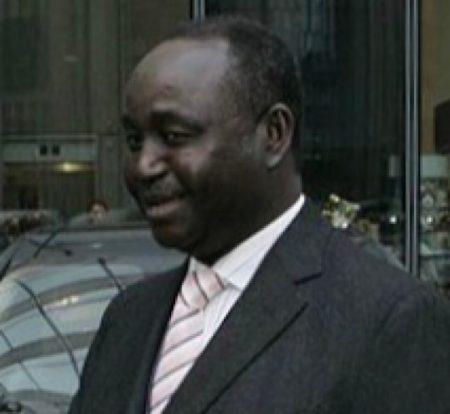 François Bozizé de la Centrafrique