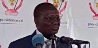 le nouveau pm rd congolais Sylvestre Ilunga Ilunkamba