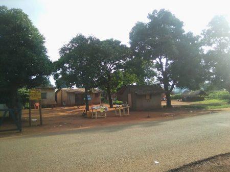 village sarki au nord-ouest de la centrafrique