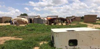 Zone d'éleveurs nomades installés sur le périmètre urbain de N'Djamena, le 2 septembre 2017. (VOA/André Kodmadjingar)