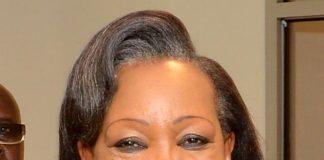 catherine samba-Panza - l'ancienne Président de la transition en République centrafricaine