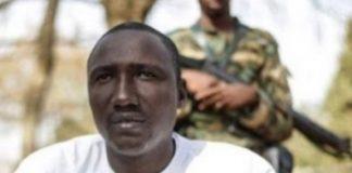 le chef rebelle de l'UPC Ali Darassa