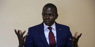 Maître Crépin Mboli-Goumba, l'un des avocats de la société PCCW
