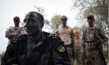Le chef rebelle Ali Darassa à Bambari