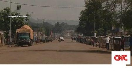 Ville de Bangui. Crédit photo : Mickael Kossi / CNC.