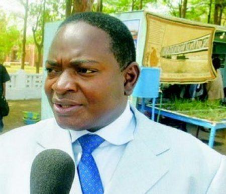 le maire du district de bamako adama sangaré